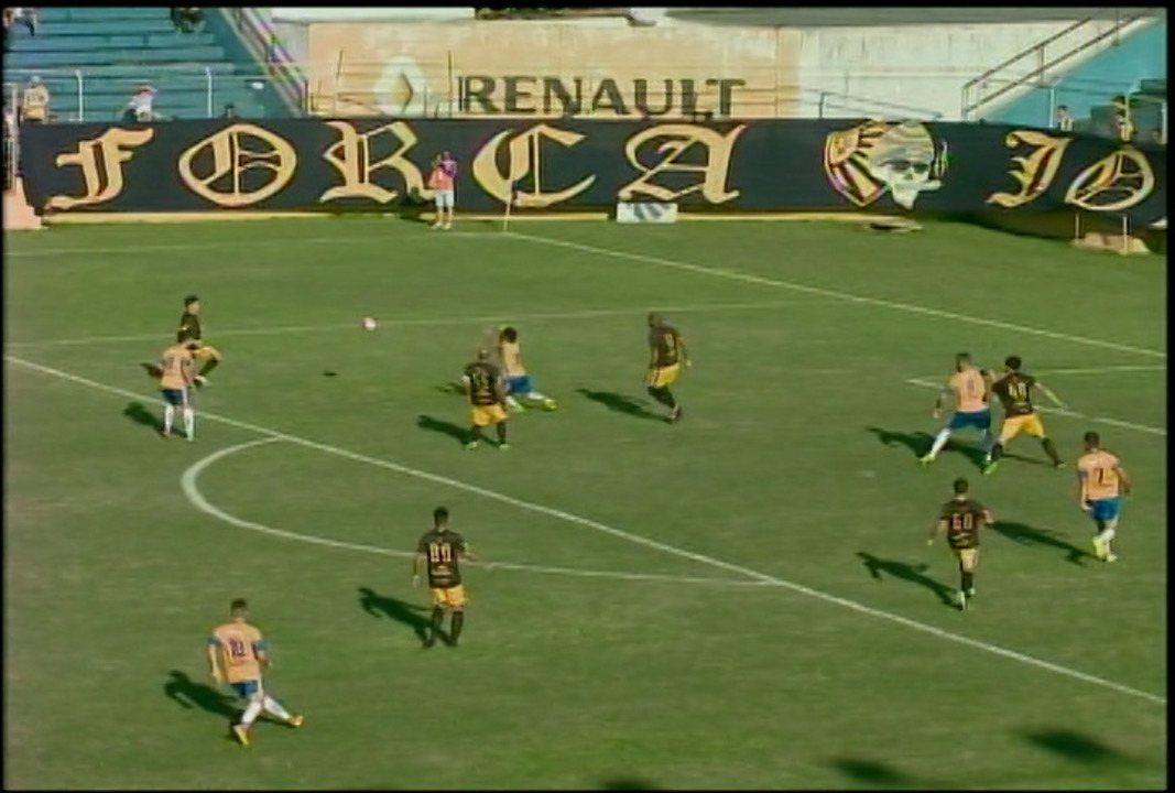 Pelotas venceu Bagé na Boca do Lobo