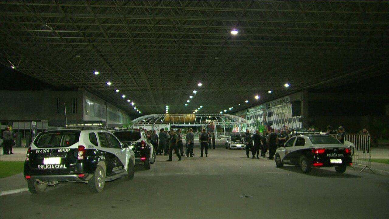Polícia Civil faz operação contra milícias na Zona Oeste do Rio