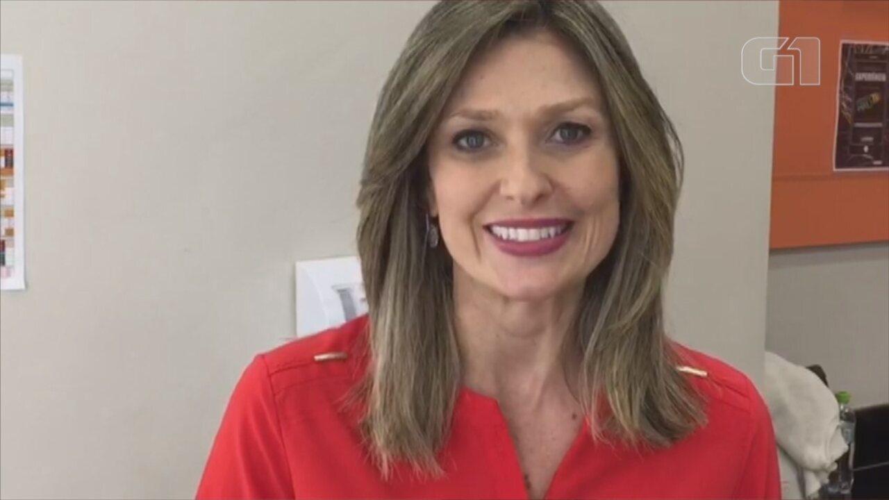 Cristina Vieira relembra trajetória na TV TEM e parabeniza emissora pelos 15 anos