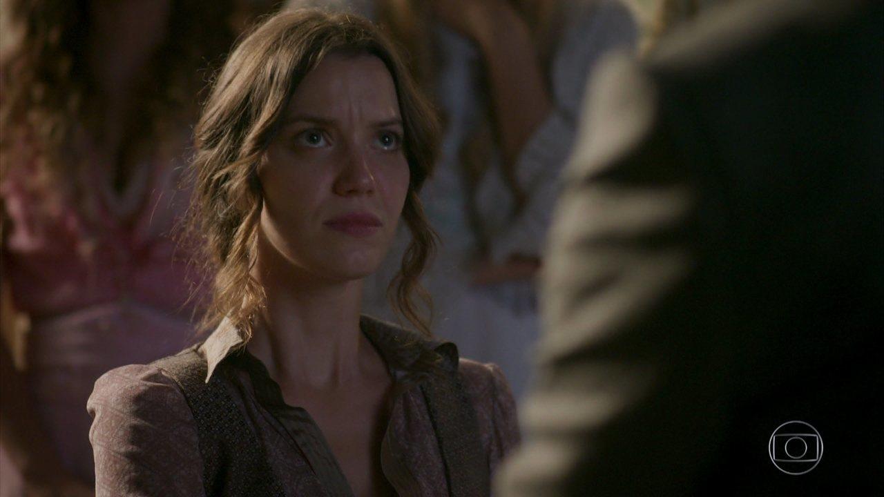 Elisabeta recusa o pedido de Darcy