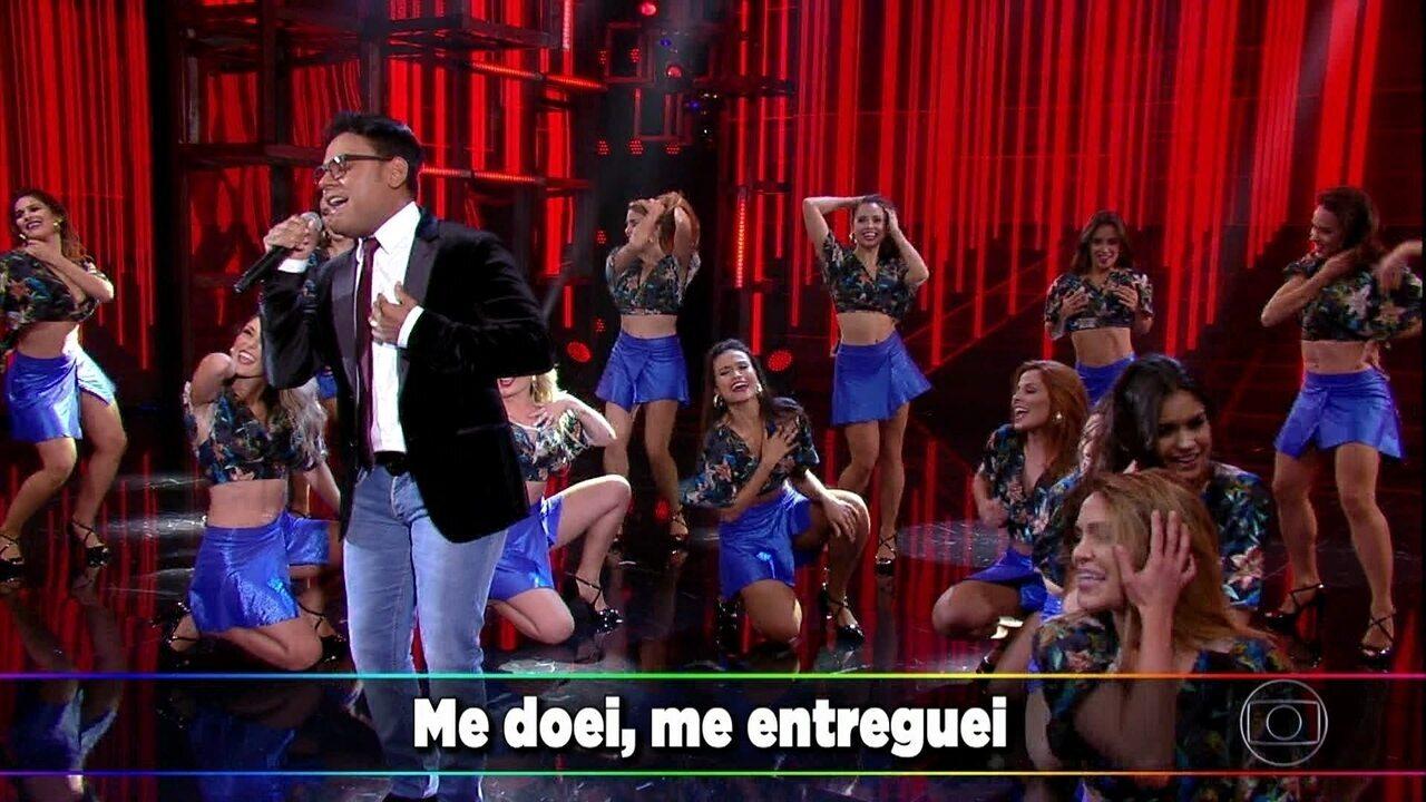 Pablo canta 'Fui Fiel'