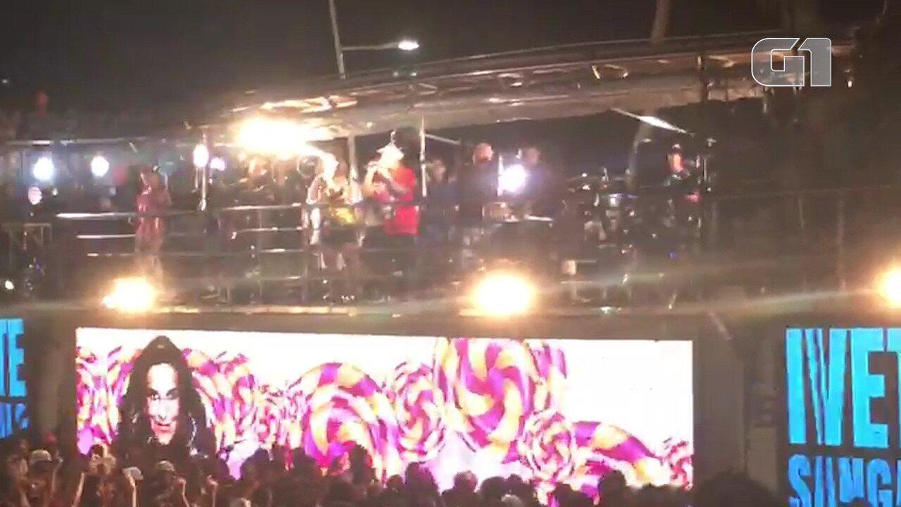 'Toda Boa': Márcio Victor canta com Ivete