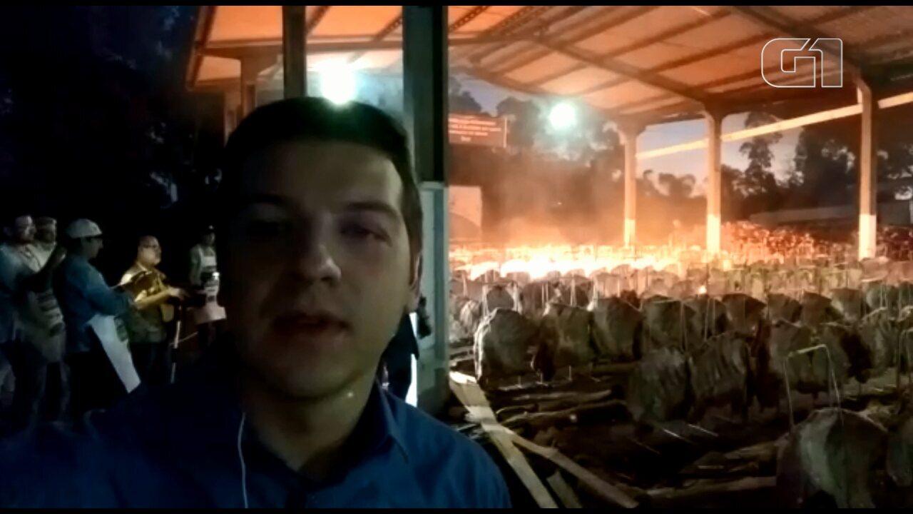 Festa do Trabalhador, em Cascavel, é comemorada com 16,5 toneladas de costela