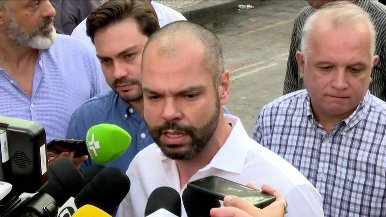 Prefeito de SP diz que famílias estão sendo encaminhadas para abrigos
