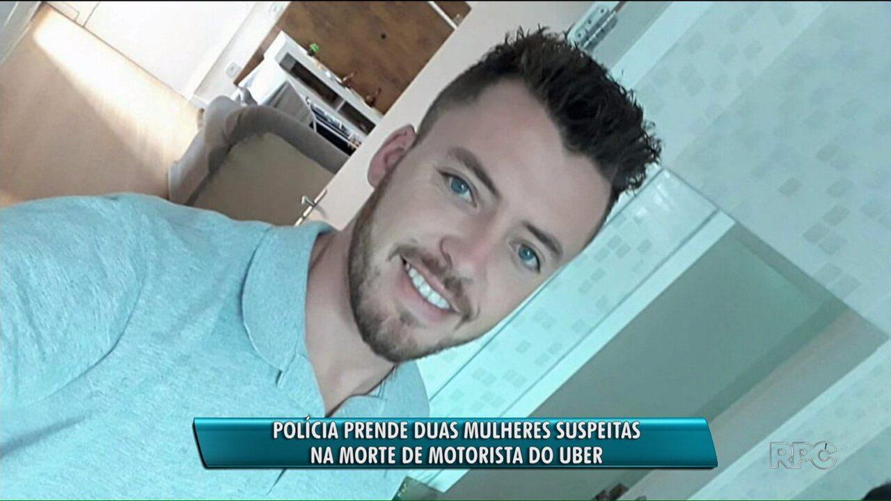Três suspeitos de assassinar motorista da Uber são presos