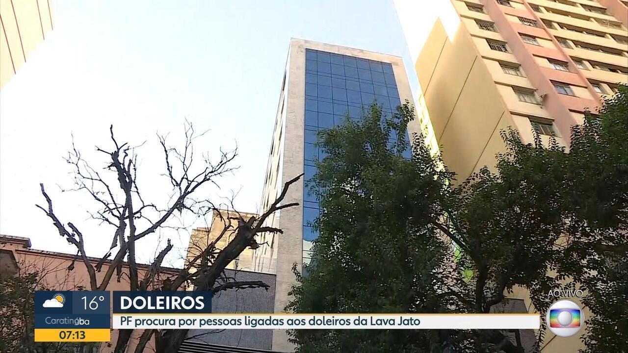 Policiais estão em BH, Nova Lima e Contagem para cumprir mandados de prisão da Lava Jato