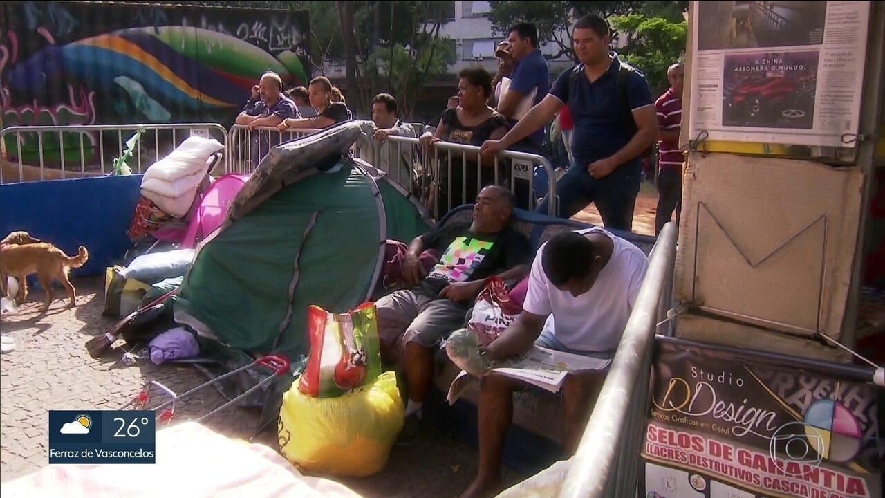 Polícia procura coordenadores do movimento que ocupava prédio que desabou no Centro de SP