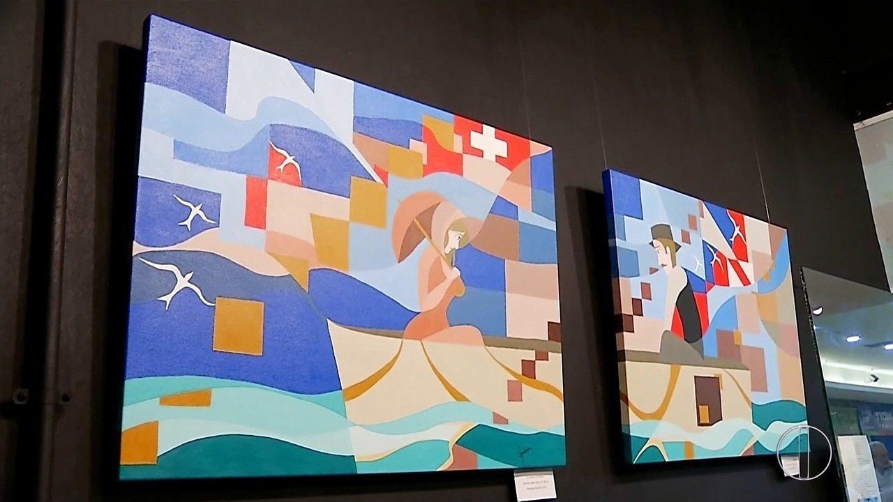 Espaço Cultural da Inter TV em Nova Friburgo recebe exposição em homenagem a colonia suíça