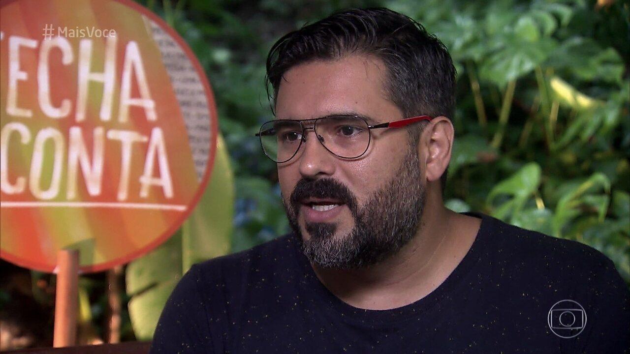 'Fecha a Conta Pizza': conheça Tiago