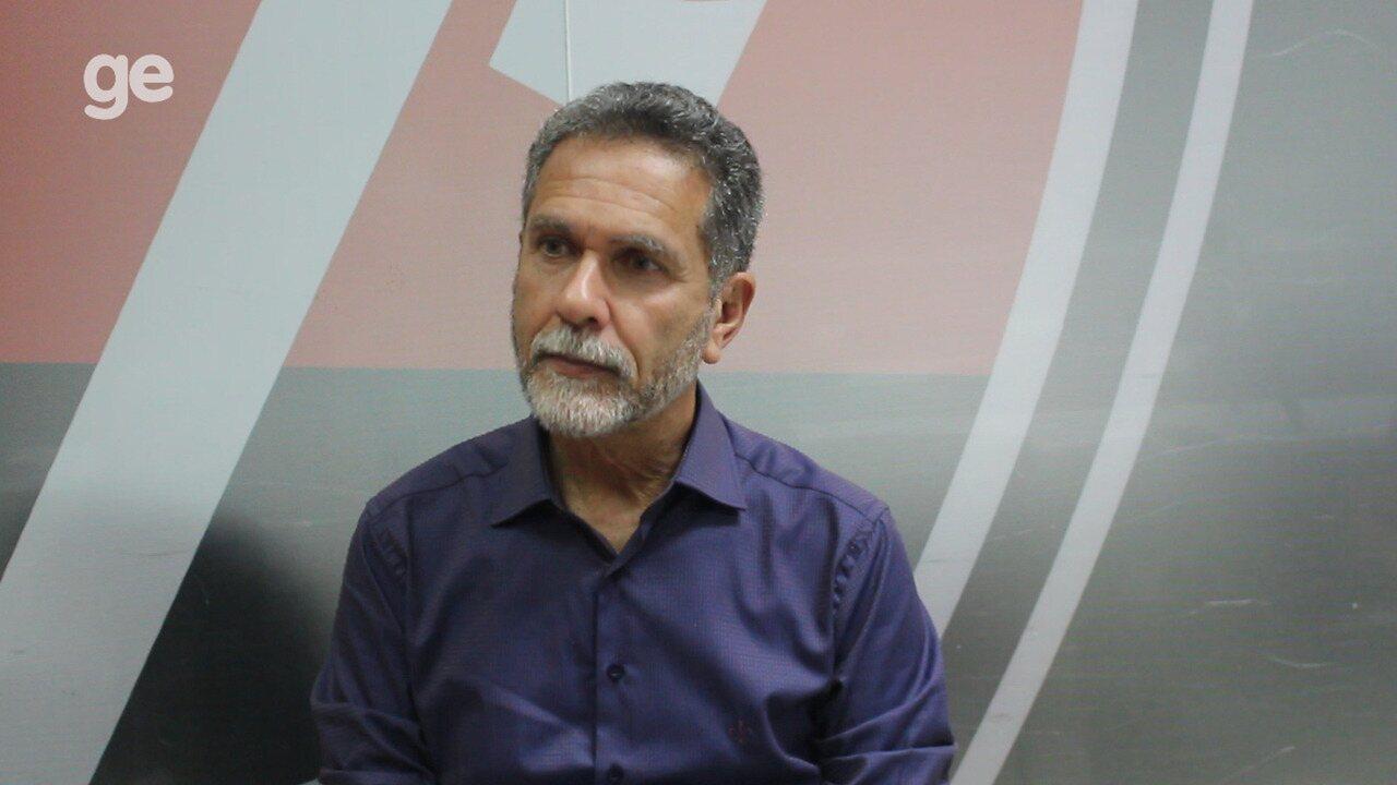 Ricardo David fala sobre impasse entre o Vitória e o Universo, para continuar o basquete