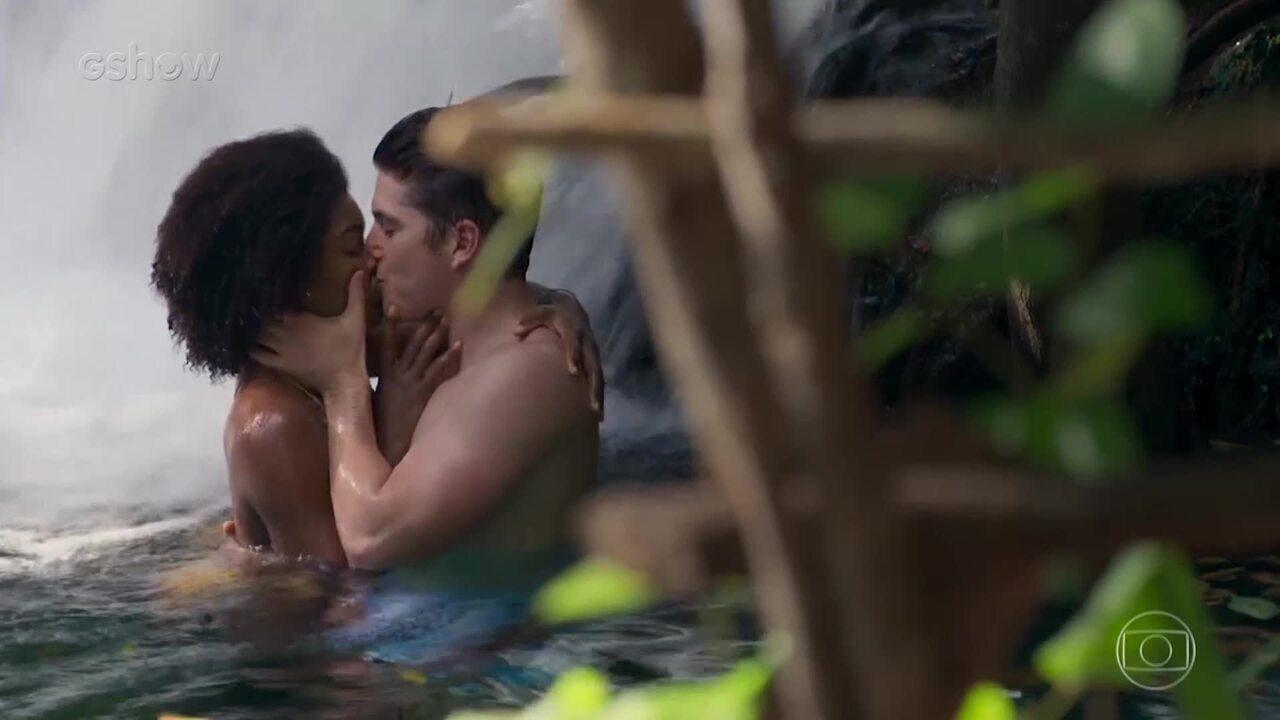 Relembra a trajetória de Bruno e Raquel em 'O Outro Lado do Paraíso'