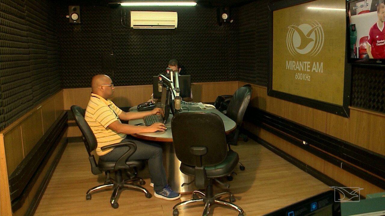 Repórter Mirante conta a história dos 30 anos da Rádio Mirante AM