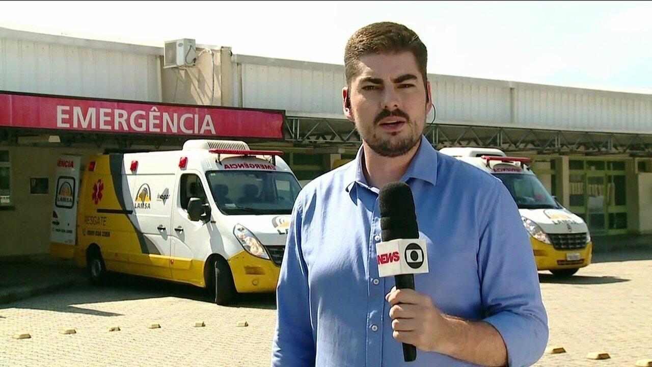 Dois PMs são encontrados mortos em Barra de Guaratiba, na Zona Oeste do RJ