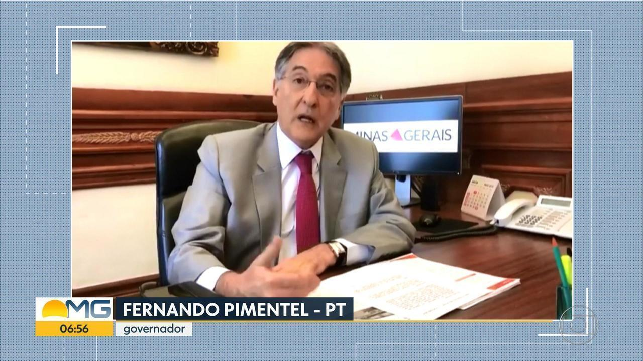 Pimentel diz que suspenderá pagamentos de servidores que acumulam cargos irregularmente
