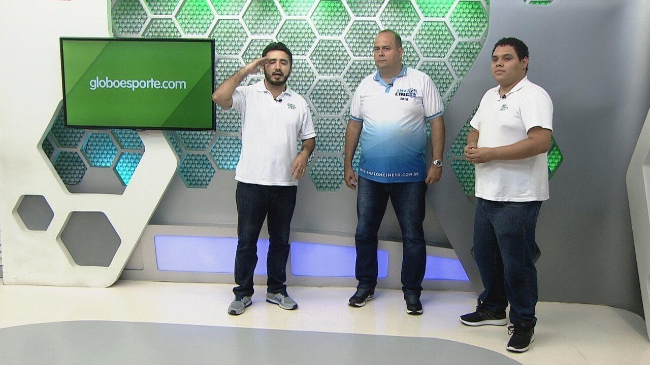 Arena GE #43: times amazonenses na Série D e curso de treinadores são destaques
