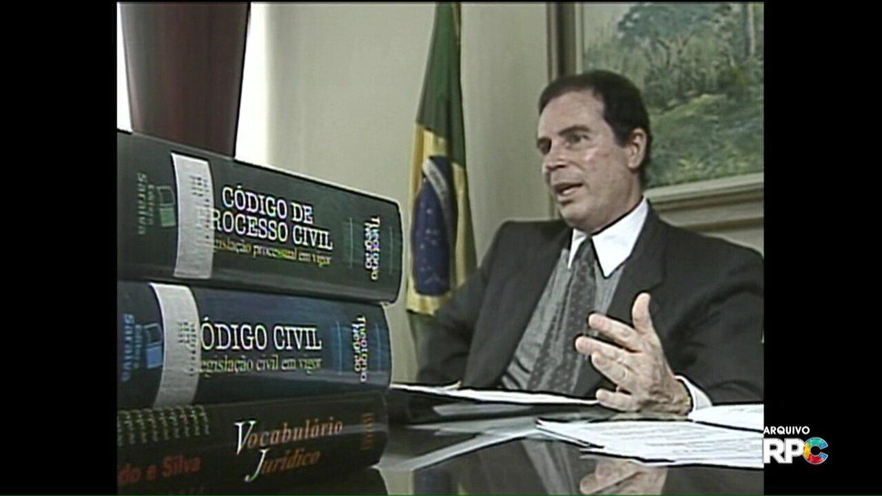 Conselho Nacional de Justiça absolve Clayton Camargo, ex-presidente do TJ