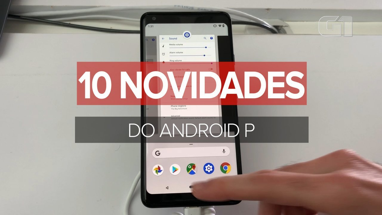 Confira dez novidades do Android P