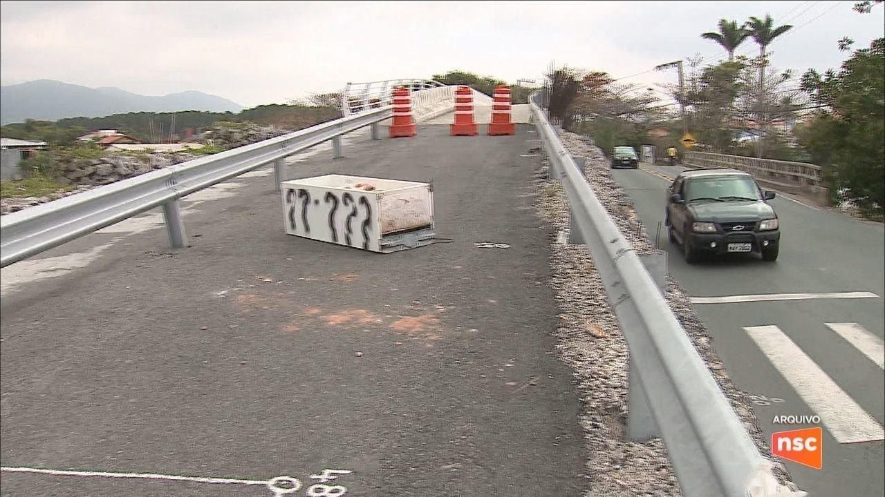 MPF denuncia Deinfra e empresa responsável por obra da ponte da ...