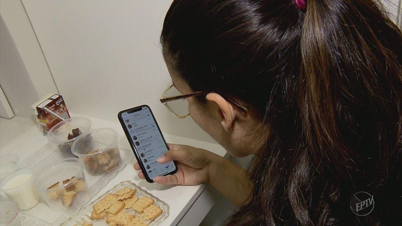 Pesquisa aponta que usar celular ou ler durante refeições aumenta consumo de calorias