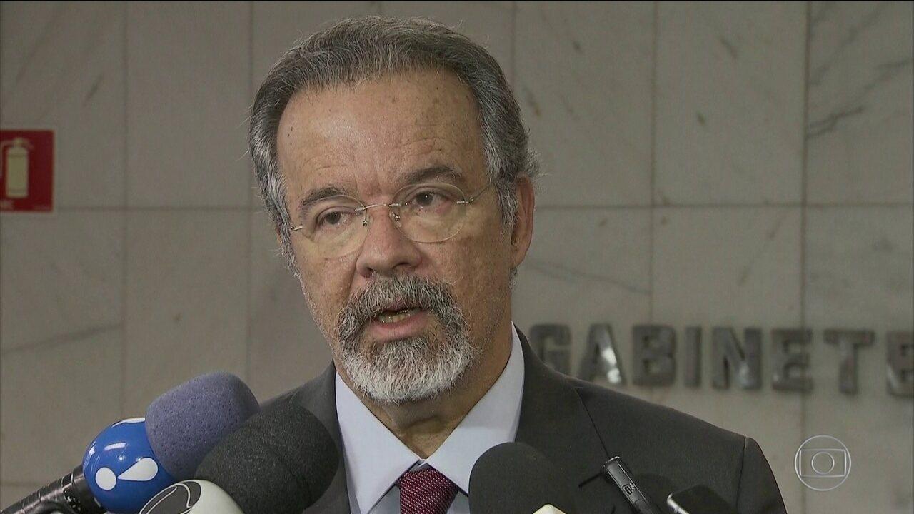 Jungmann confirma que PM, ex-PM e vereador são investigados
