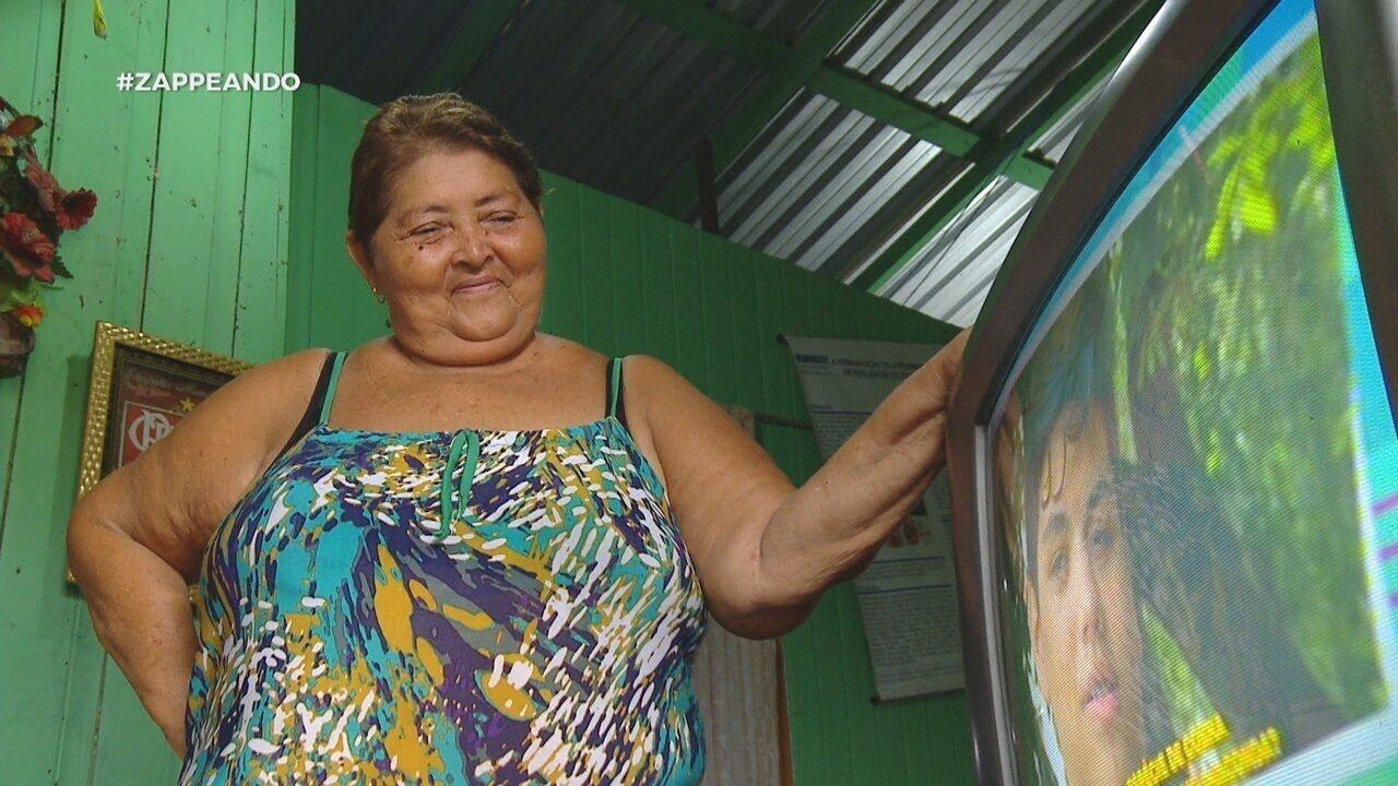 Parte 1: Dieguinho e ex-bbb Vivian Amorim participam da Patrulha Digital