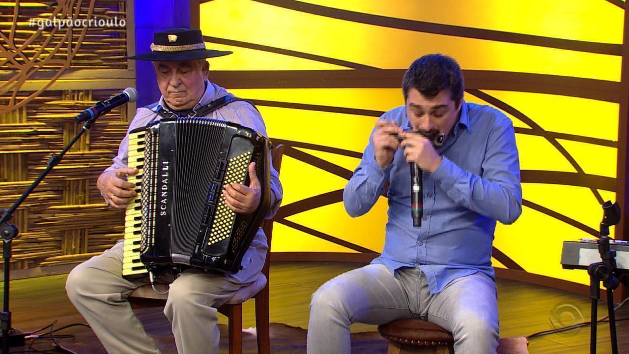 Reveja o quarto bloco do 'Galpão Crioulo' de domingo (13)