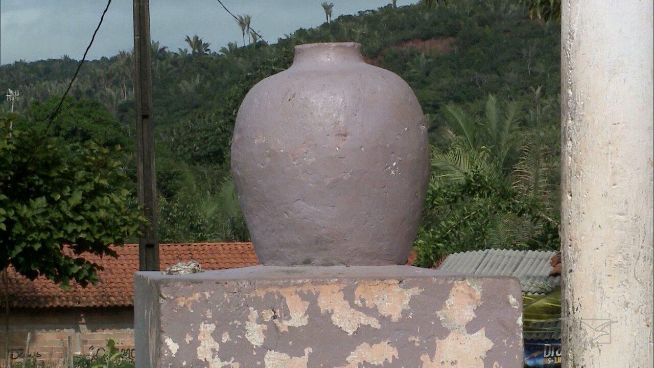 Repórter Mirante conta a história da comunidade de Itamatatíua