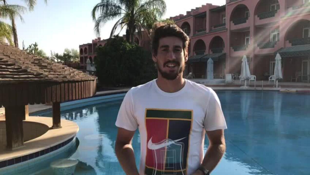 Orlandinho conquista título de duplas no Future de Cairo, no Egito