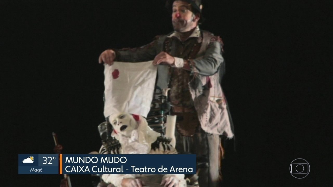 Fábio Júdice dá duas dicas de teatro