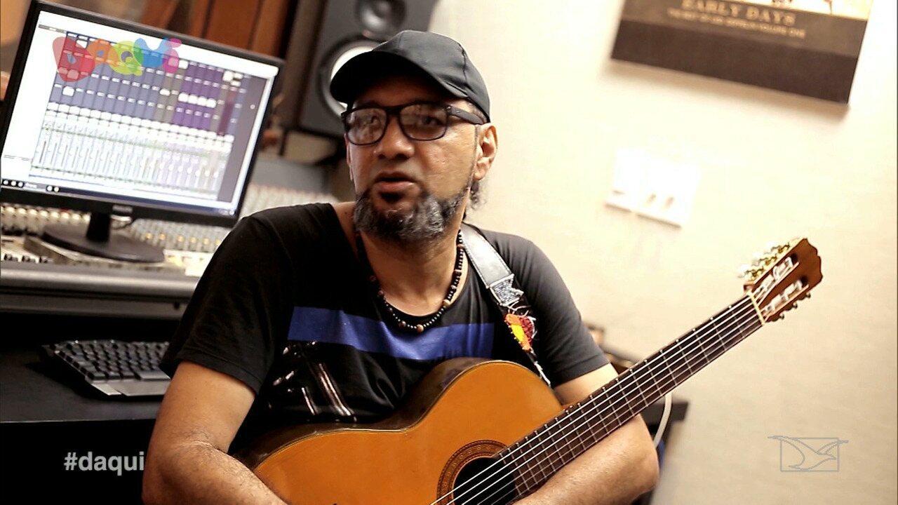 Kiu da Thay entrevista músico piauiense César Nascimento