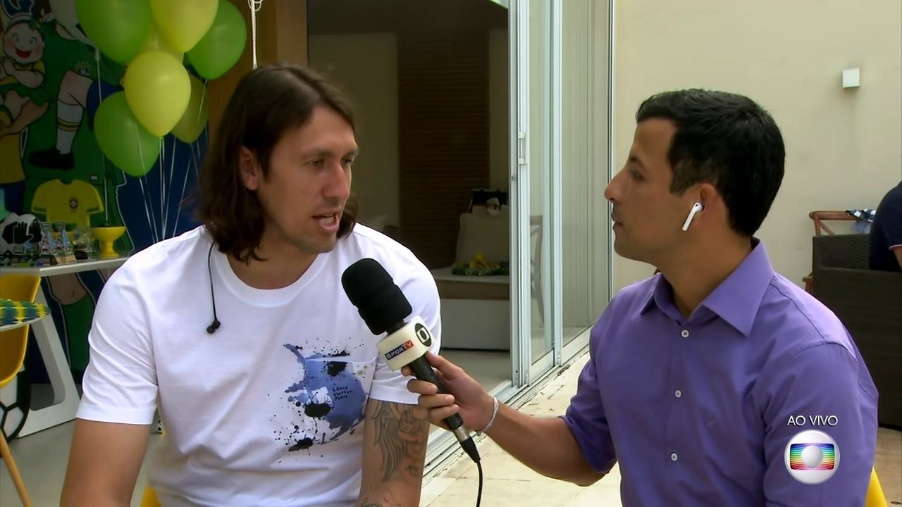 Cássio fala sobre convocação para Copa de 2018: