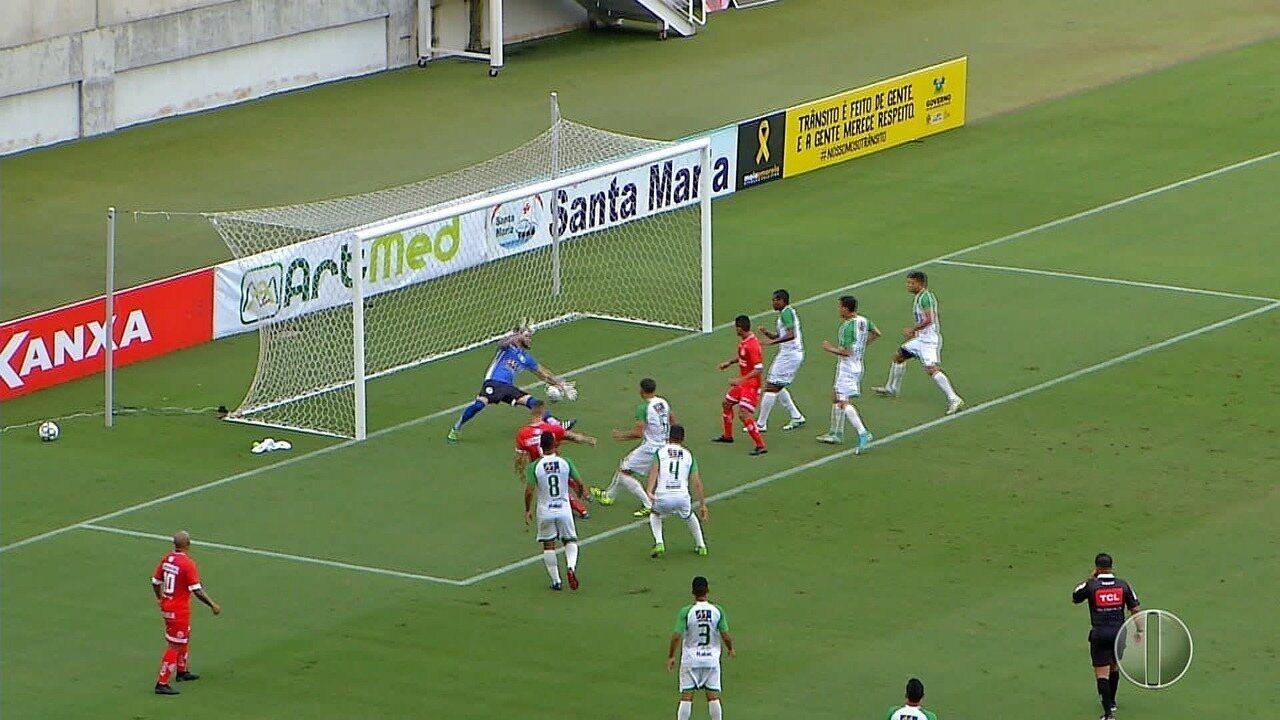 Com dois de Flávio Carioca, América-RN derrota Belo Jardim
