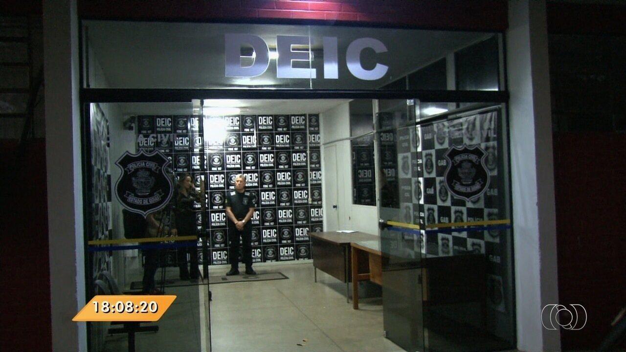 Polícia Civil prende em Caldas Novas suspeito de emboscada que matou traficantes