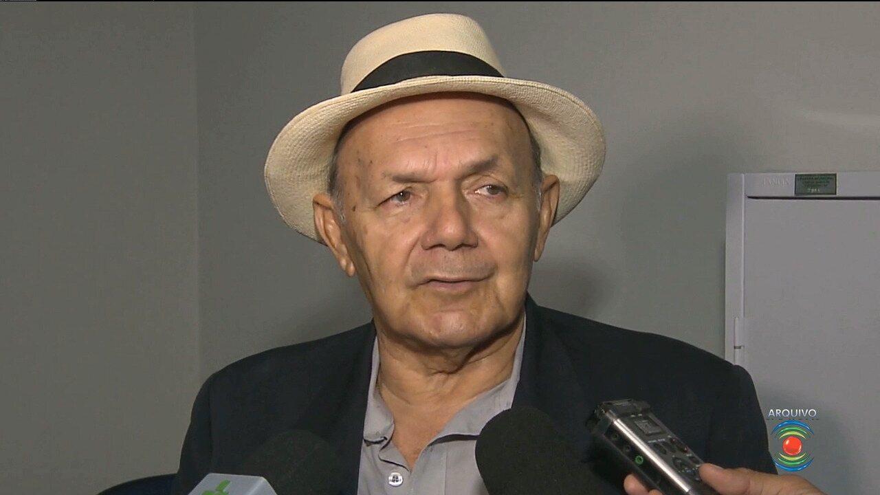 Vereador Lula Cabral morre aos 70 anos, em Campina Grande