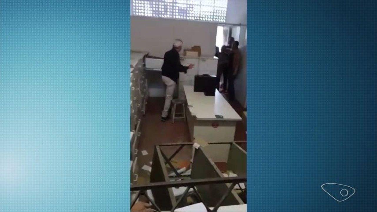Médico suspenso após surto em unidade de saúde do ES chegou a atender até na cozinha
