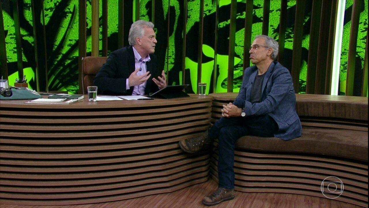 Belisário Franca fala sobre o documentário