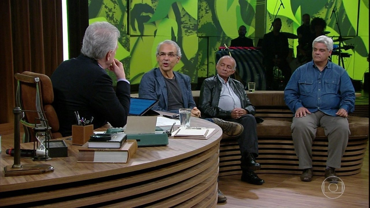 Bial questiona convidados sobre importância de se revelar toda a verdade sobre a ditadura