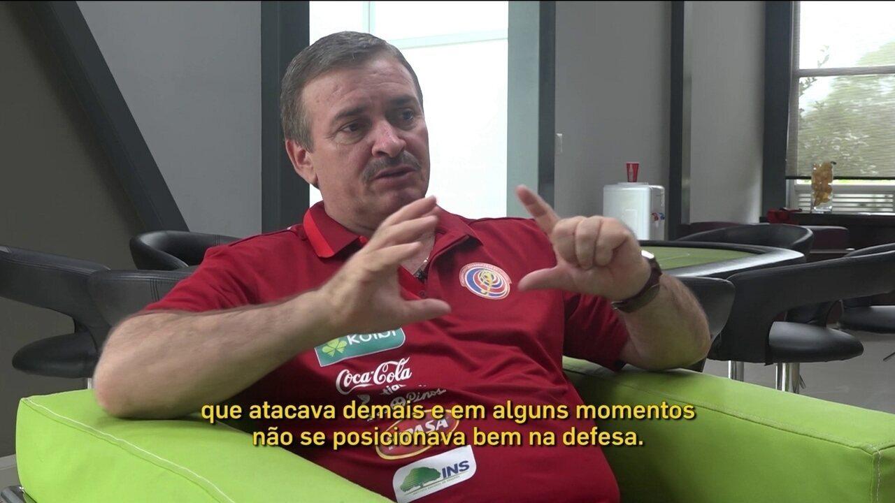 Adversário do Brasil na Copa, técnico da Costa Rica elogia trabalho de Tite