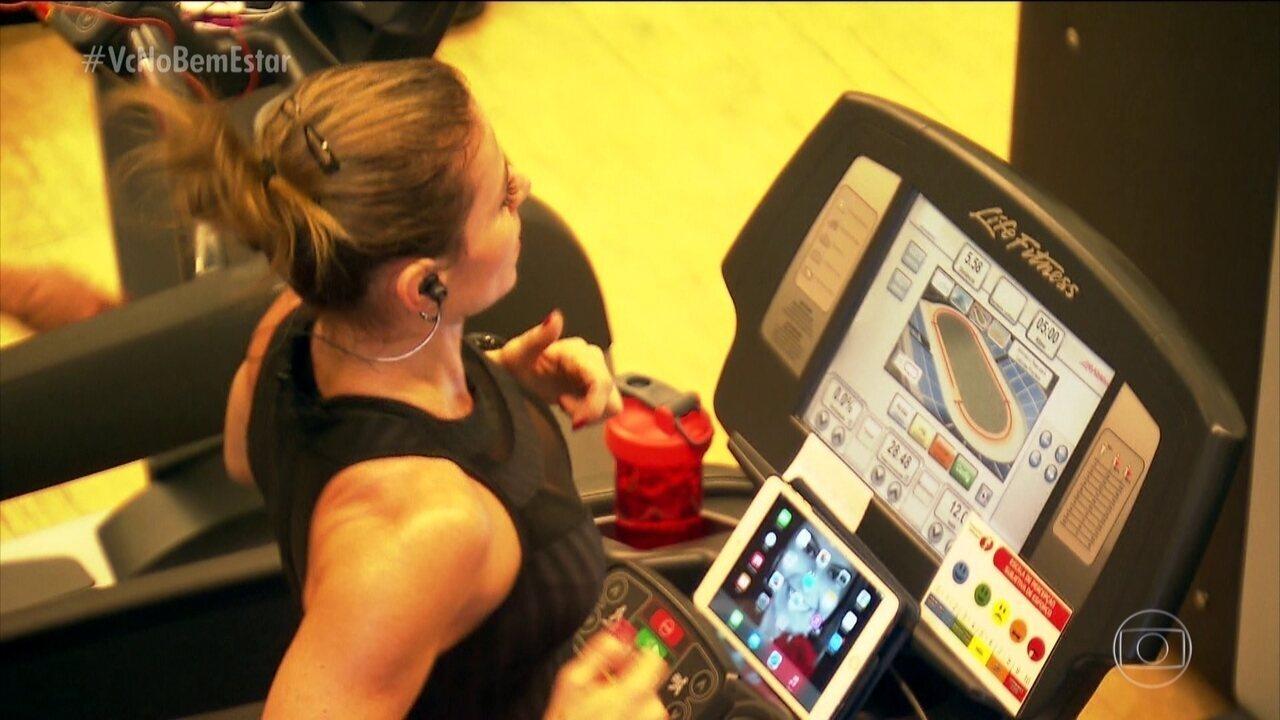 Música melhora o desempenho na hora do exercício físico