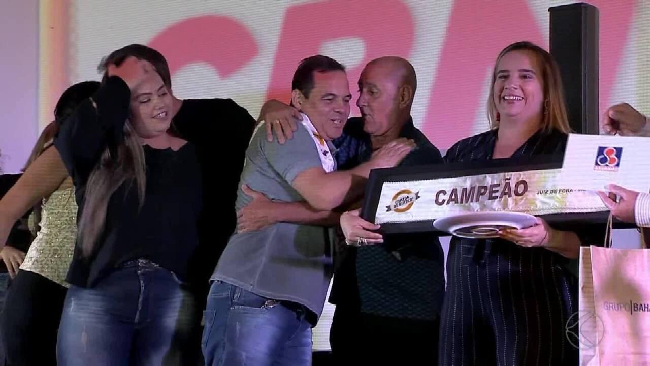 'Comida di Buteco' bate recorde de participação e prato com moela vence em Juiz de Fora