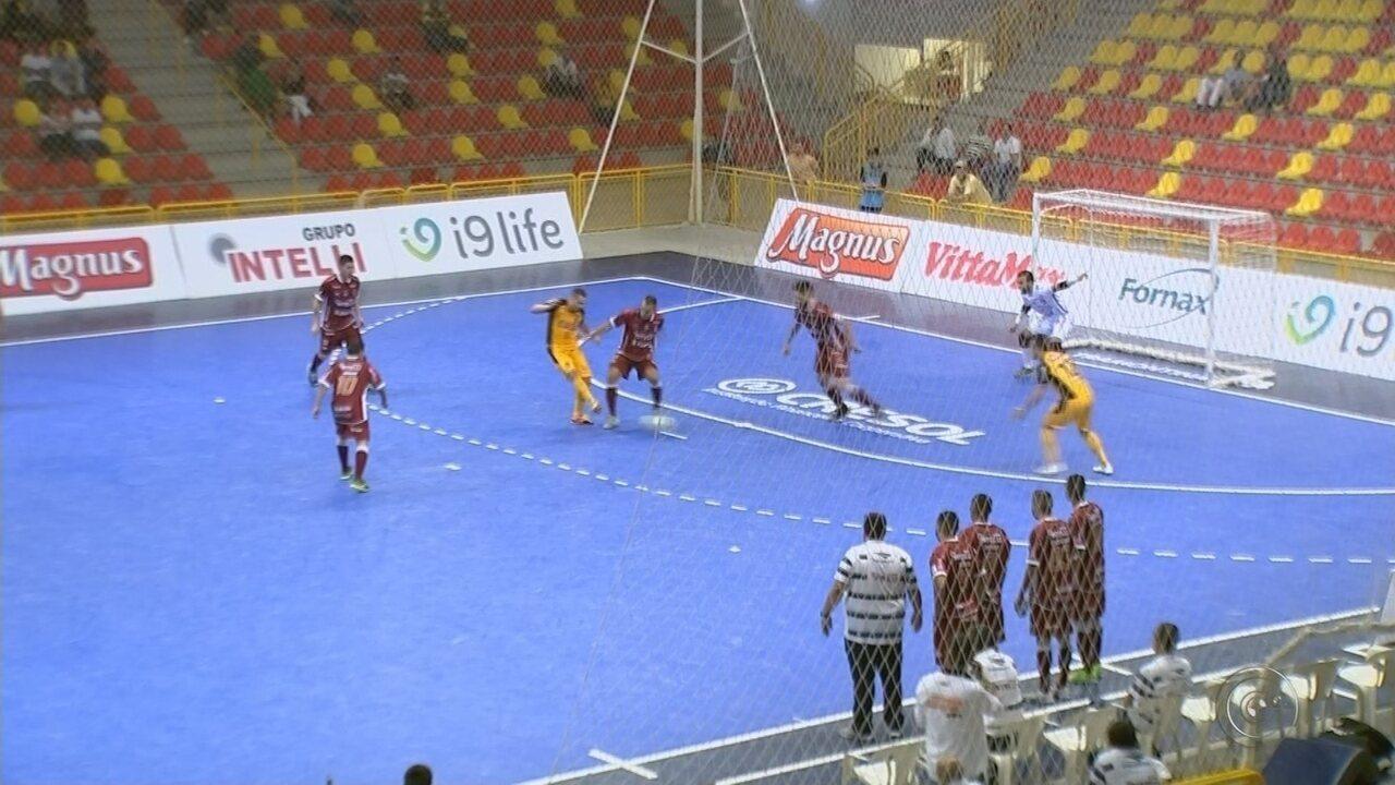 Confira os gols de Sorocaba x Paraíso pela Liga Paulista