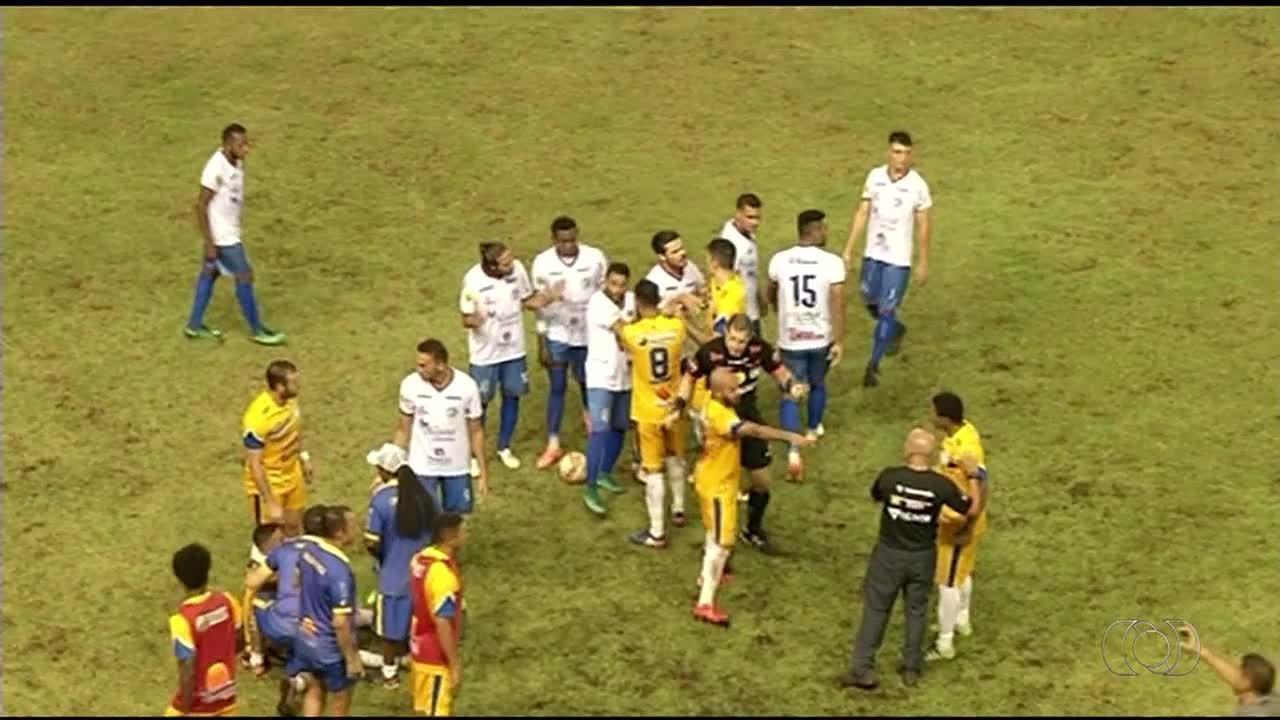 Araguaína e Interporto ficam no 1 a 1 na abertura da décima rodada do estadual