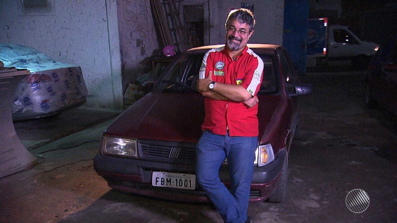 'Senna Eterno': assista à reportagem do repórter Sérgio Pinheiro
