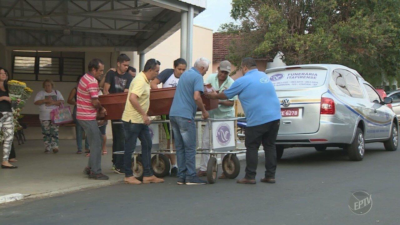 Palhaço agredido por motorista em Mogi Guaçu é enterrado