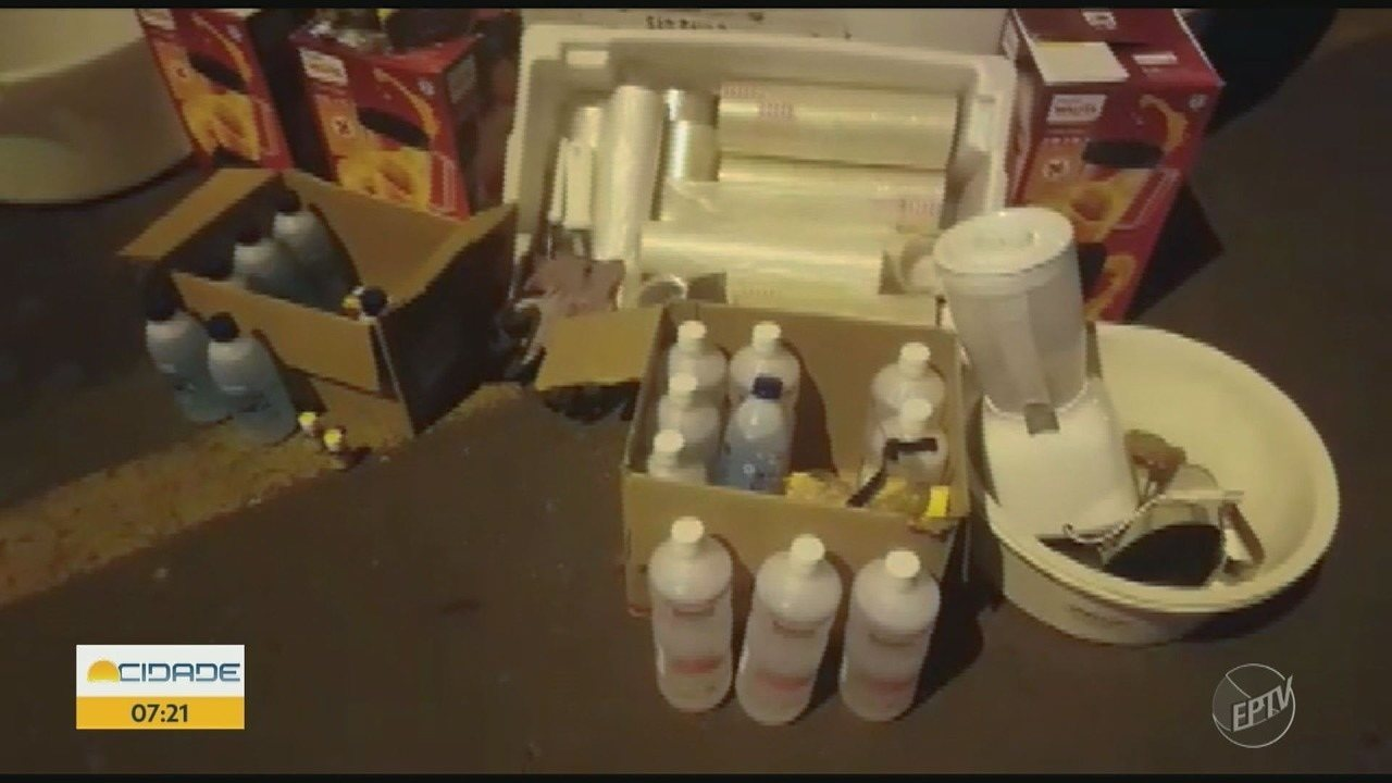 PM de Indaiatuba encontra cerca de 50 quilos de pasta base de cocaína