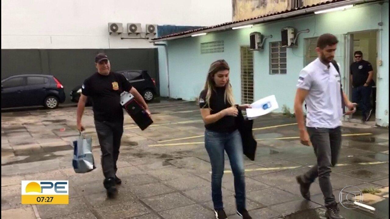Polícia do Amazonas cumpre mandados em operação nacional contra pedofilia