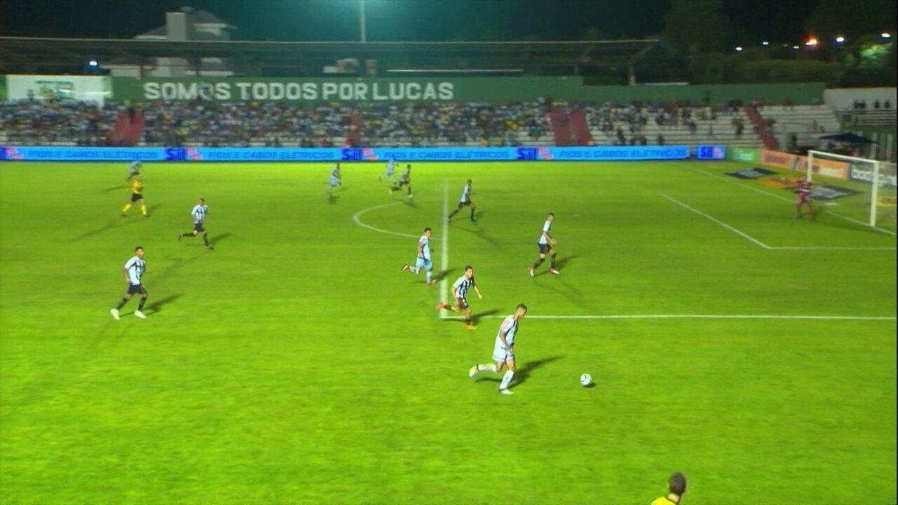 Melhores momentos de Luverdense 2 x 1 Santos pelas oitavas da Copa do Brasil