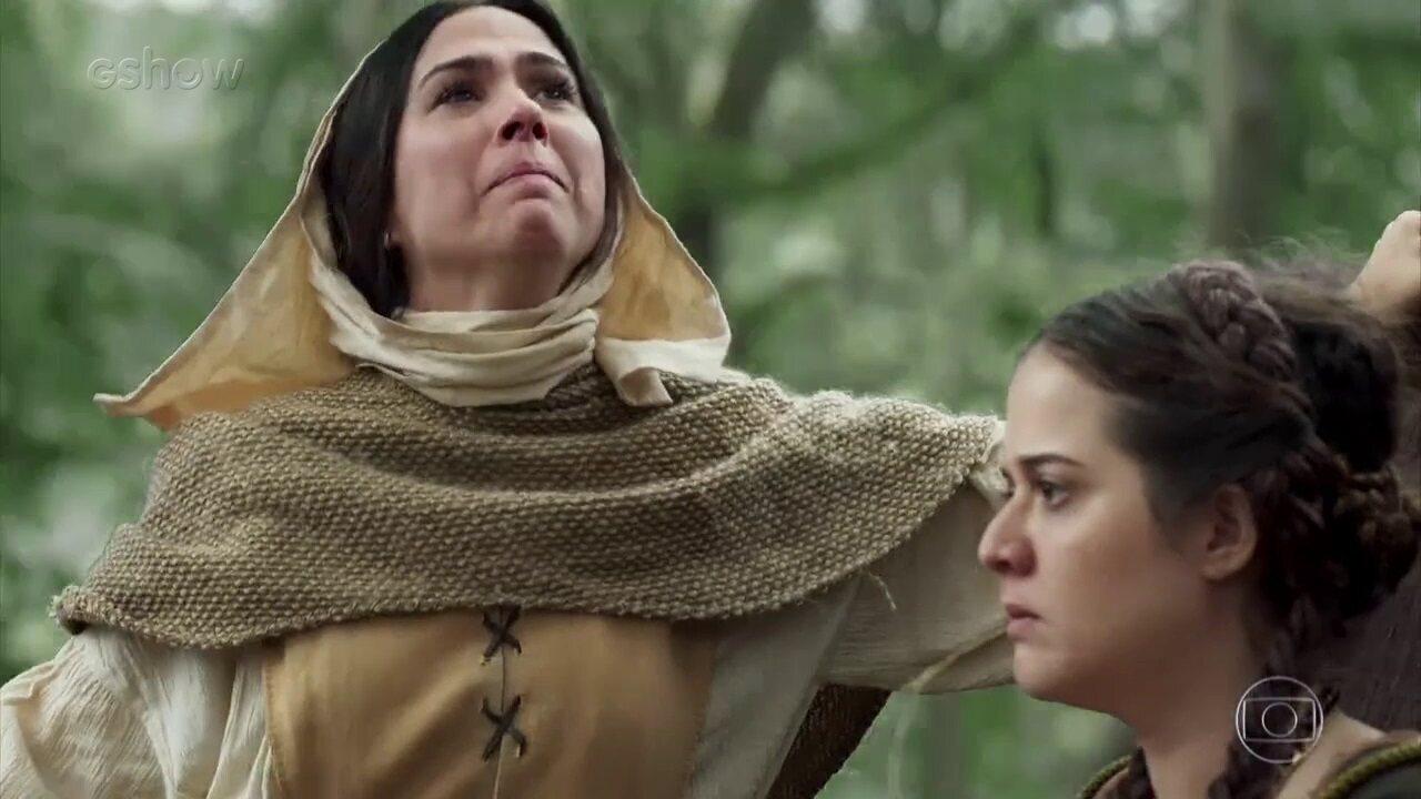 Relembre algumas pérolas de Lucrécia, em 'Deus Salve o Rei'