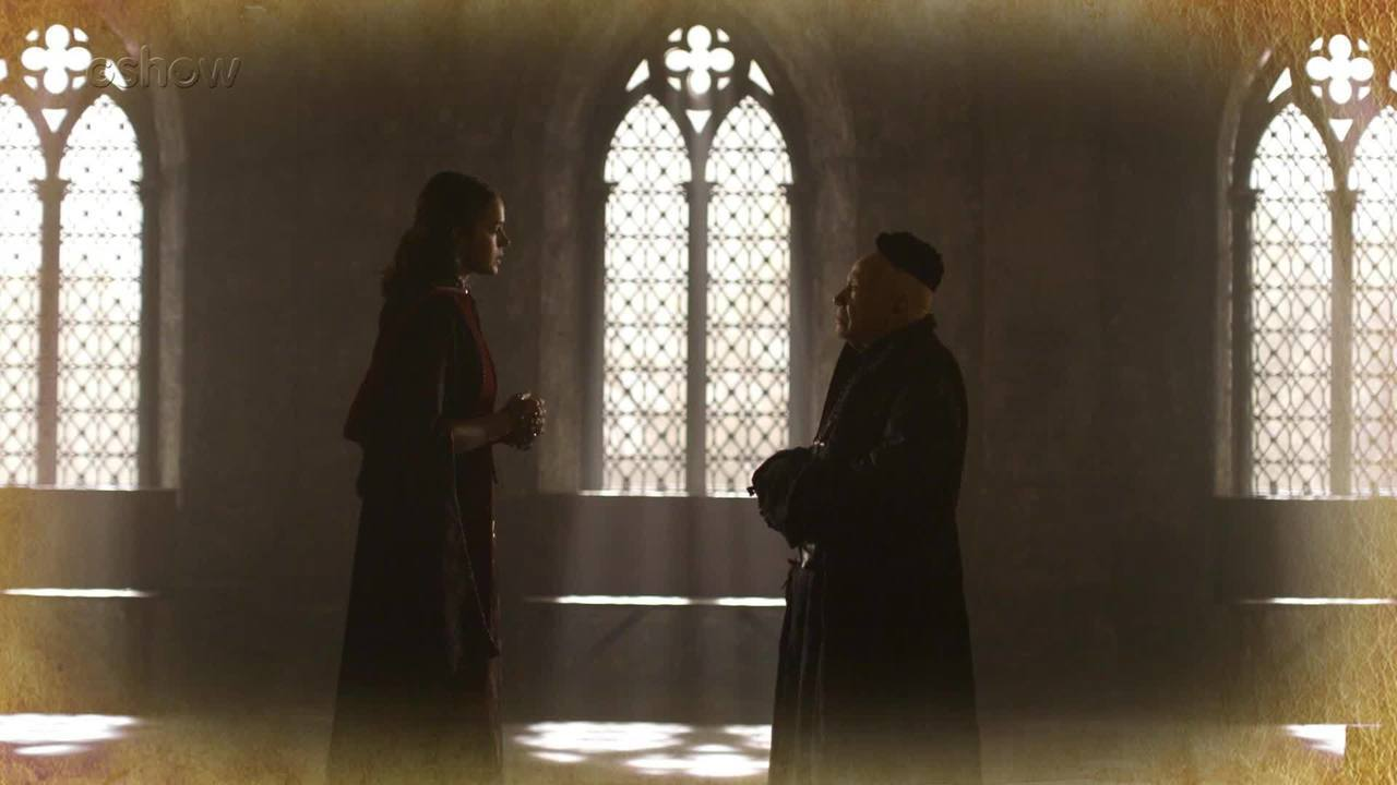 Resumo de 21/05: Catarina convence inquisidor a ir a Montemor para acabar com as bruxas