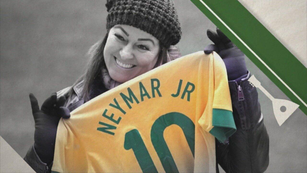 As Matrioskas - Íntegra 19 Maio 2018 - Nadine, Vera e Ane, mães de Neymar, Gabriel Jesus e Fernandinho, respectivamente, desbravam e conferem os detalhes da história e cultura da Rússia.